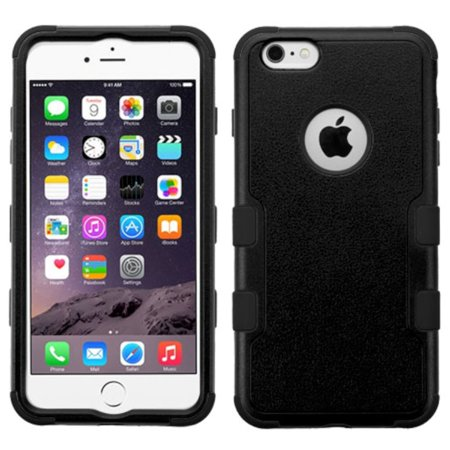 MyBat 3-Layer Hybrid Protective Hard Case Cover for iPhone 6s Plus / 6 Plus 5.5