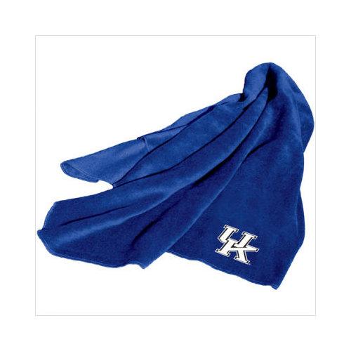 Logo Chairs DO NOT SET LIVE! Collegiate Fleece Throw - Kentucky