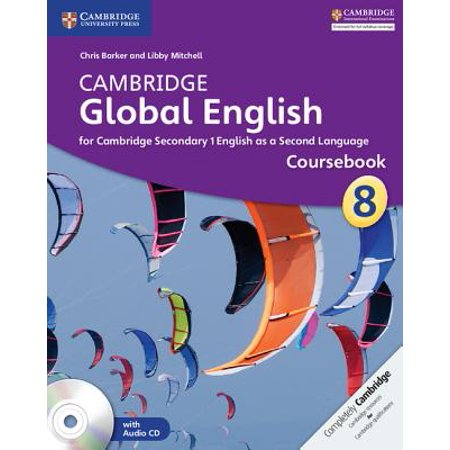 Cambridge Global English Stage 8 Coursebook with Audio CD : For Cambridge Secondary 1 English as a Second - English Second Language Halloween Activities