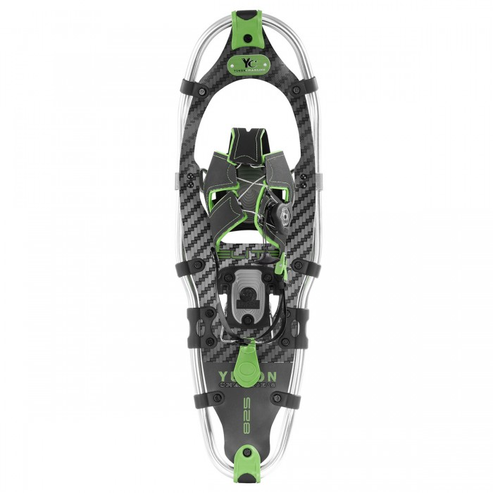 ELITE SPIN Snowshoe 825 (Carbon Green) by Airhead Sports Group