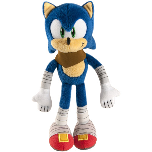 "TOMY 8"" Plush, Sonic"
