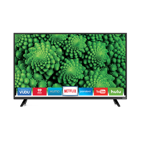 "Refurbished Vizio 40"" Class FHD (1080P) Smart LED TV"