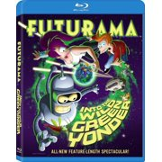 Futurama: Into The Wild Green Yonder (Blu-ray) by NEWS CORPORATION
