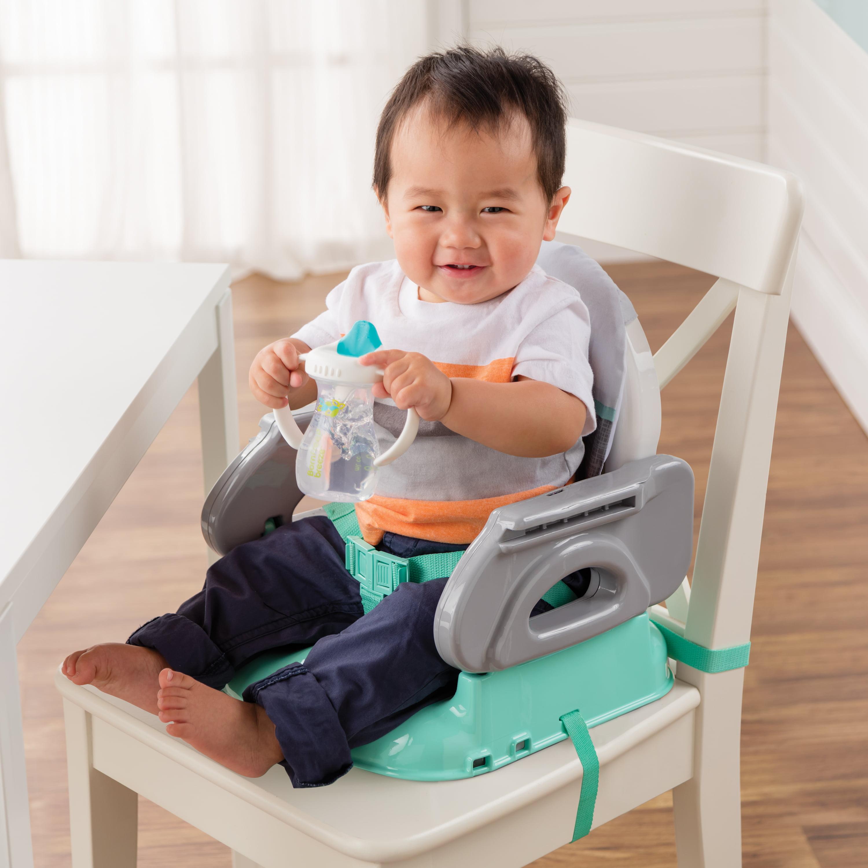 Astonishing Summer Infant Deluxe Comfort Folding Booster Seat Elephant Creativecarmelina Interior Chair Design Creativecarmelinacom