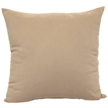 Custom Accent Pillows (Mainstays Microfiber Twill Accent Decorative Throw Pillow, 17