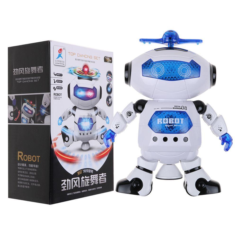 Kids Toys Toy Boys Girls Robot Age 6 5 7 3 4 8 9 10 Old Years Gift Xmas Toddler