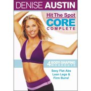 Denise Austin: Hit The Spot Core Complete (Full Frame) by LIONS GATE FILMS