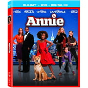 Annie (Blu-ray + DVD) by