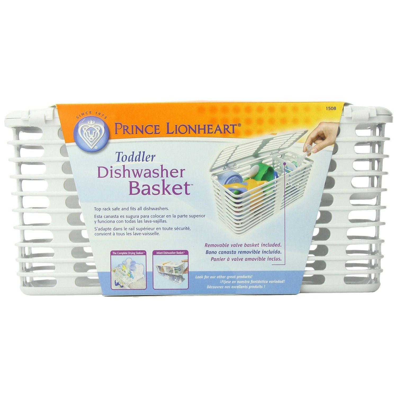 Deluxe Toddler dishwasherBASKET by Prince Lionheart