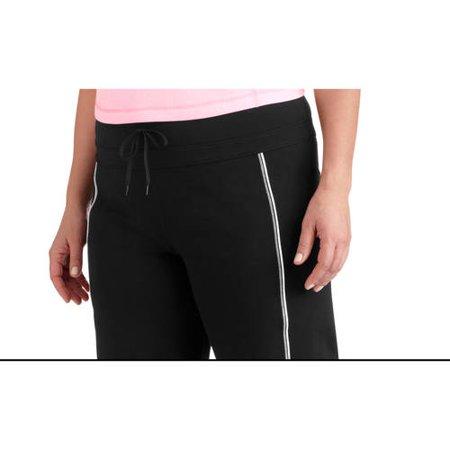 Danskin Now Womens Plus-Size Dri-More Core Workout Bermuda