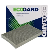 ECOGARD XC35494C Cabin Air Filter with Activated Carbon Odor Eliminator - Premium Replacement Fits Dodge Grand Caravan / Chrysler Town & Country / Dodge Caravan / Chrysler Pacifica, Voyager