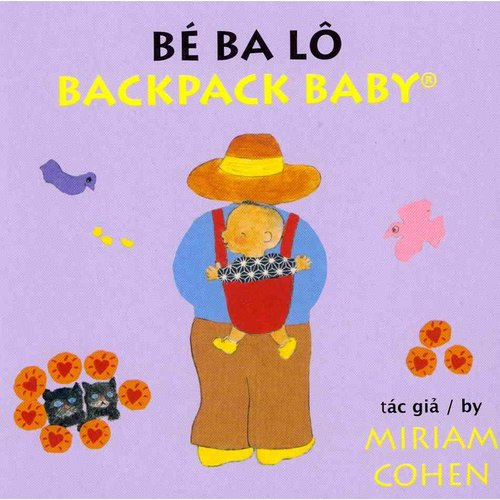 Be Ba Lo / Backpack Baby
