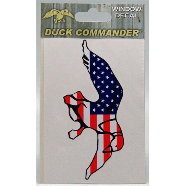 Duck Commander DC-LOGOFLAG New Duck Logo, Flag