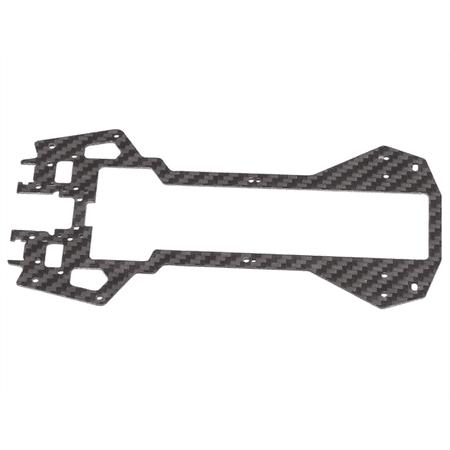 HobbyFlip Bottom Main Board Carbon Fiber Runner 250-Z-03 Compatible with Walkera Runner 250 Racer