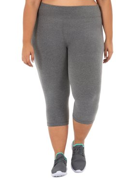 c08deca019 Product Image Women's Plus Size Core Active Capri Legging