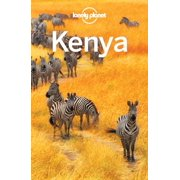 Lonely Planet Kenya - eBook