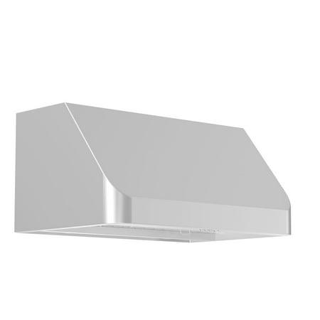 Zline 520-430-60 Professional 1000 CFM 60 Inch Wide Under Cabinet Range Hood Porcelain Professional Range