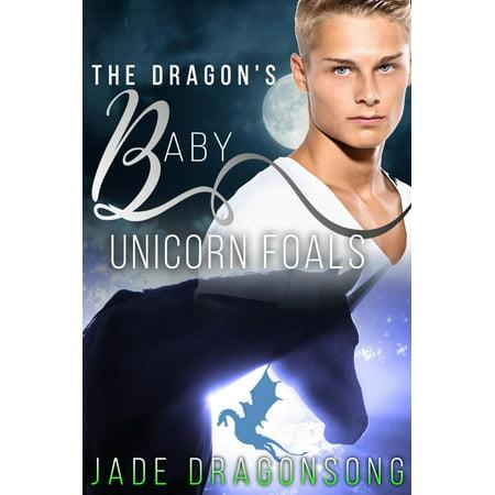 The Dragon's Baby Unicorn Foals - eBook