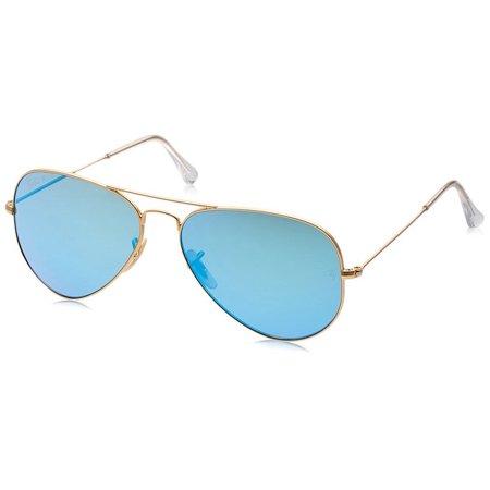 e29519616f2 Ray-Ban Sunglasses - Ray-Ban Men s ORB3025 112 4L58 Polarized Aviator  Sunglasses