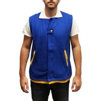 Ash Ketchum Vest Pokemon Original Trainer Costume Adult Youth Sleeveless Jacket