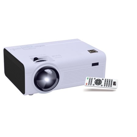 RCA RPJ119 720p LCD Home Theater Projector
