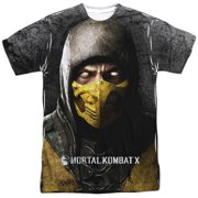 Mortal Kombat X - Finish Him - Short Sleeve Shirt - Medium