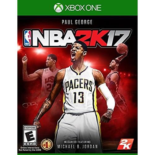 NBA 2K17, 2K, Xbox One, 710425497926