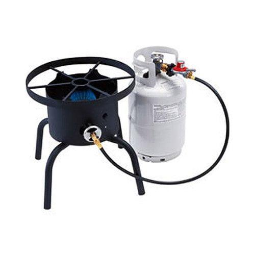 Bundle-02 Camp Chef Single - High Pressure Burner Cooking System (Set of 2)