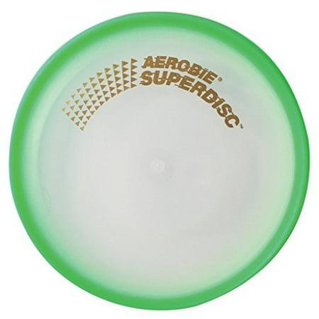 Aerobie Superdisc - Single Unit, GREEN - image 1 of 1