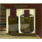 Puig Men Edt Spray 3.4 Oz & Aftershave 3.4 Oz By Quorum
