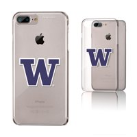 University of Washington Clear Case for the iPhone 6+ / 6S+ / 7+ / 8+ NCAA