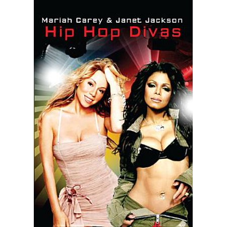 HIP HOP DIVAS-JANET JACKSON/MARIAH CAREY (DVD/2 DISC) (DVD) (Hip Hop Halloween Playlist)