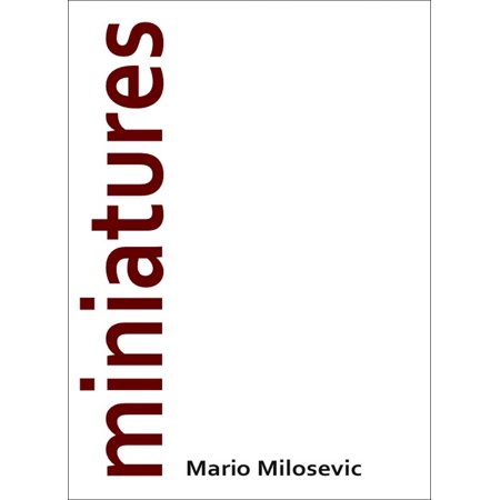 - Miniatures - eBook