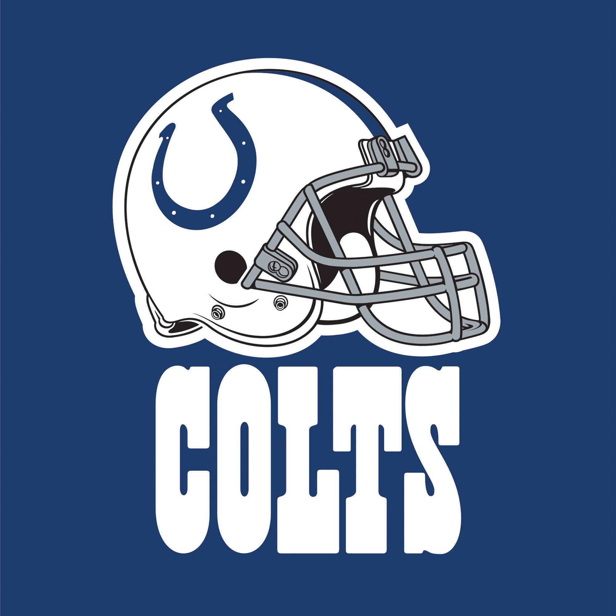 Indianapolis Colts Napkins, 16-Pack