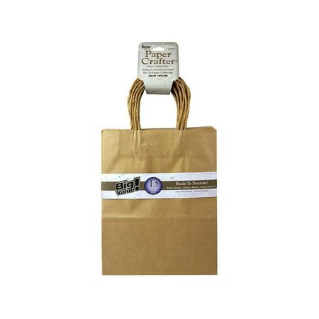 Kraft Paper Bags (Darice Paper Kraft Bags, 13)
