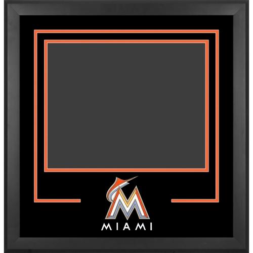 "Miami Marlins Fanatics Authentic 16"" x 20"" Deluxe Horizontal Photograph Frame - No Size"