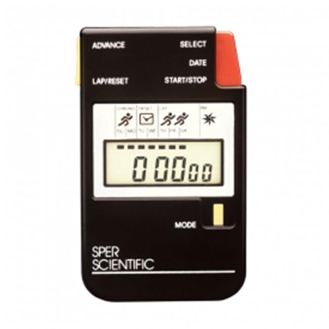 Sper Scientific 810022 Large Display Stopwatch