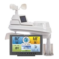AcuRite 01529M Wireless Weather Station with 5-in-1 Sensor