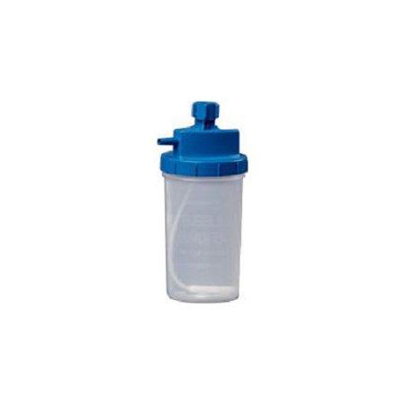 Oxygen humidifier w/metal nut, disposable part no. 64376 (1/ea)