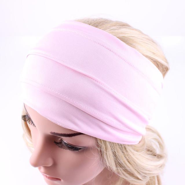 Wide Headband Yoga Headband Boho Headband Running Headband
