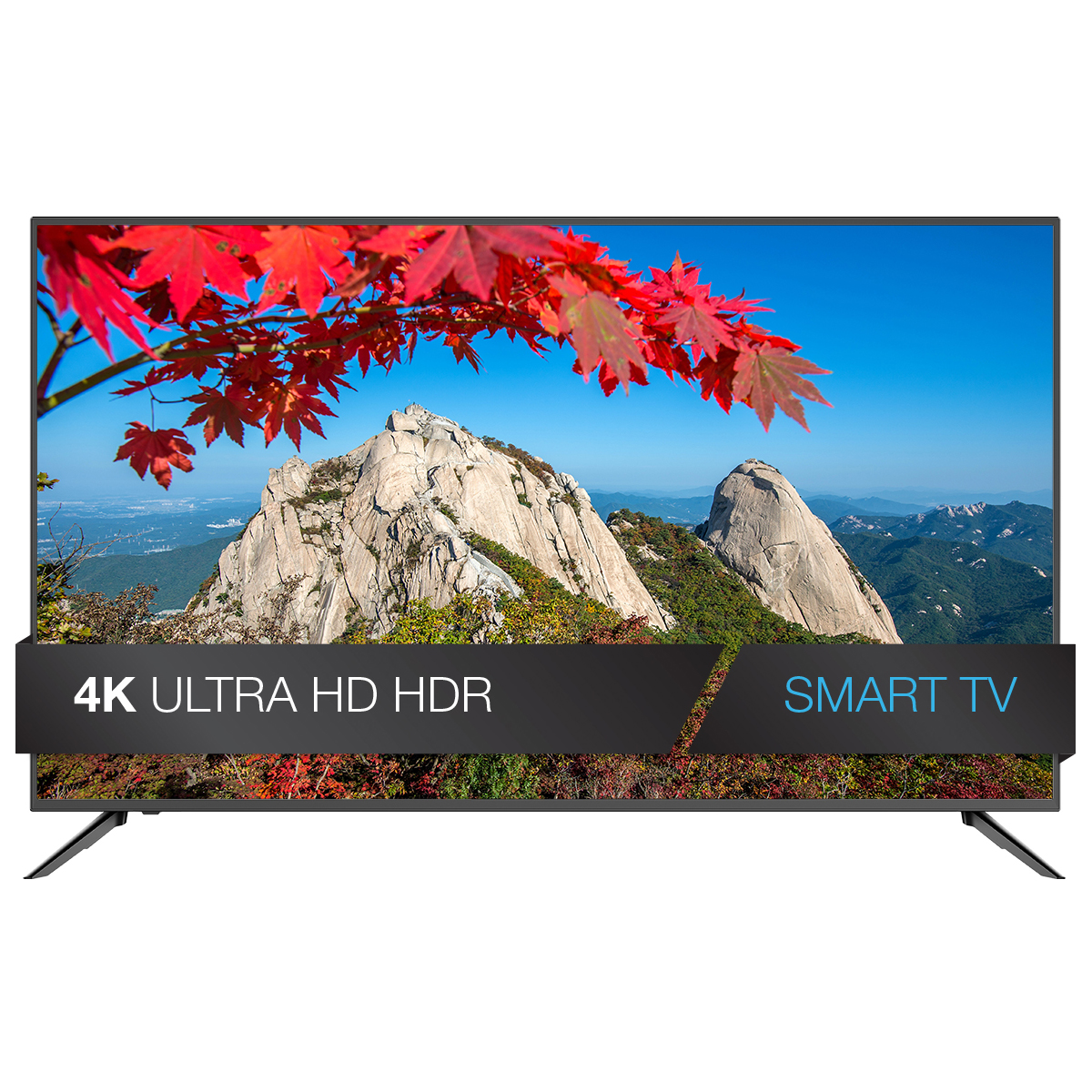 "JVC 43"" 4K Ultra HD HDR Smart TV"