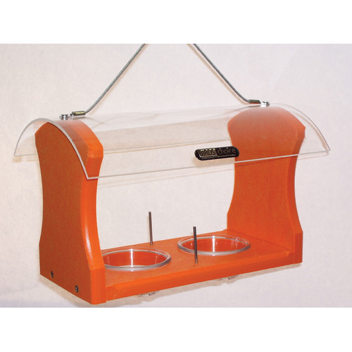 Birds Choice Recycled Jelly and Fruit Oriole Bird Feeder