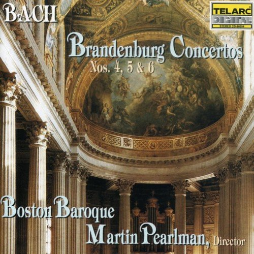 These performances are also included in the 2-disc set of the complete Brandenburg Concertos, Telarc 80412.