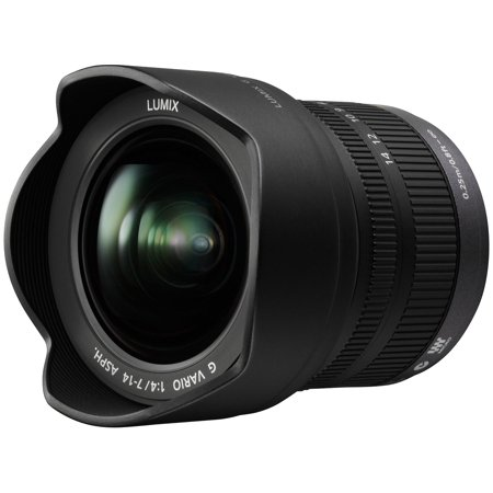 Panasonic Lumix G X Vario 7-14mm f/4.0 ASPH. Zoom