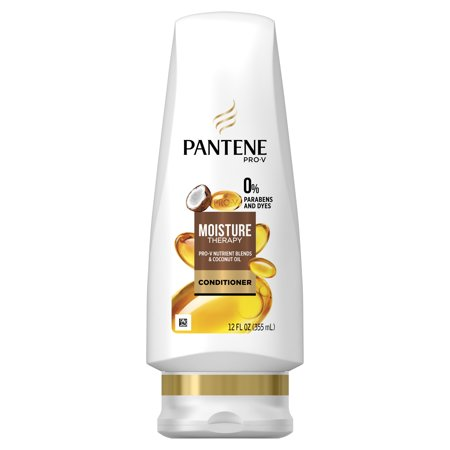 Pro Moisture - (2 Pack) Pantene Pro-V Moisture Therapy Conditioner, 12 fl. oz.