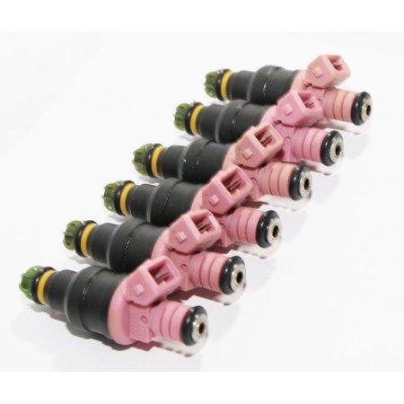 6 Pieces Fuel Injectors fit 1996-1999 BMW 328is/1996-1999 BMW