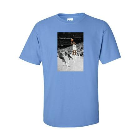 Shedd Shirts Carolina Michael Jordan