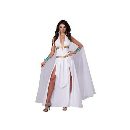 California Costumes Glorious Goddess Costume 1328 White](Venus Costume Goddess Of Love)