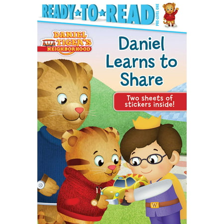 Daniel Learns to Share (Part of Daniel Tiger's Neighborhood) Adapted Adapted by: Becky Friedman - image 4 de 4