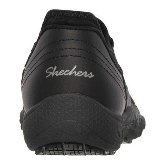 ad6161187379 Skechers Work - Women s Skechers Work Relaxed Fit Rodessa Slip Resistant  Shoe - Walmart.com